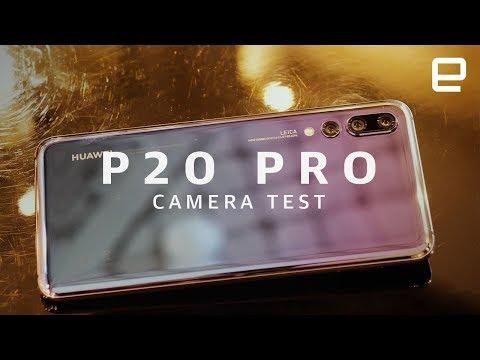 Huawei P20 Pro Camera Test