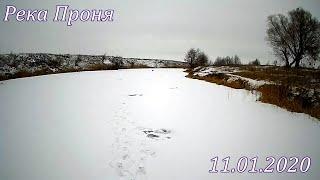 Рыбалка на реке проня тульской области