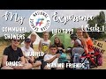HONEST NCS Week 1 Experience | Megan Mahoney