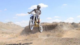 preview picture of video 'Endurocross in Torres de la Alameda [HD]'