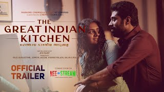 The Great Indian Kitchen Trailer