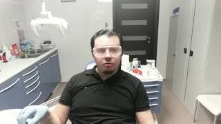 Чистка зубов дома. Райтер. Чистить зубы в домашних условиях. Кровь на зубной щетке. Запах изо рта.
