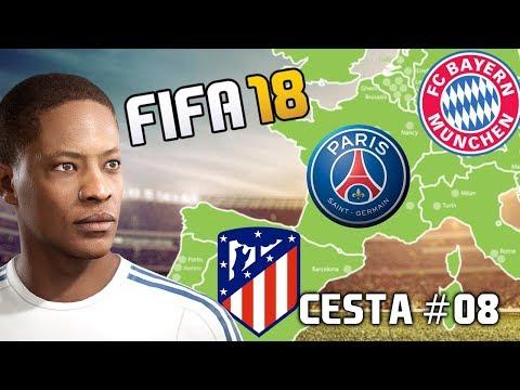 PŘESTUP DO EVROPY! [FIFA 18 - CESTA #08]