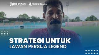 Bojonggede Old Star Matangkan Strategi Jelang Uji Coba Lawan Persija Jakarta Legend