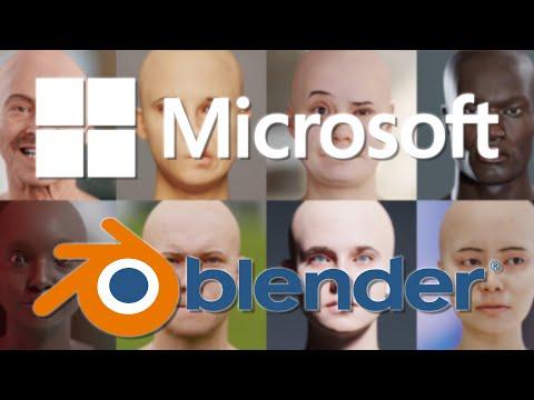 Microsoft Join Blender Development Fund