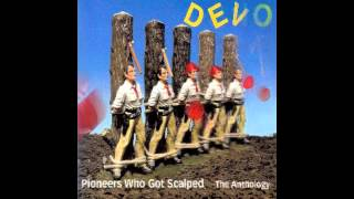 Devo - The Words Get Stuck In My Thro