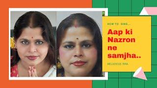 Aap Ki Nazron Ne Samjha- Lata Mangeshkar