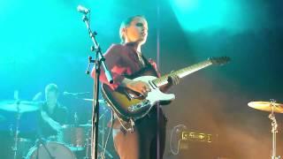 Anna Calvi - Love Won't Be Leaving, live at KOKO, London 17/05/11