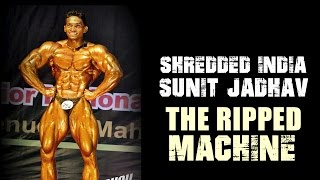 Shredded India Feat Sunit Jadhav