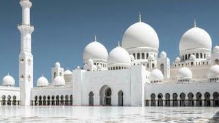 Shaikh Zayed Mosque Abu Dhabi *Worlds Beautiful Mosque*
