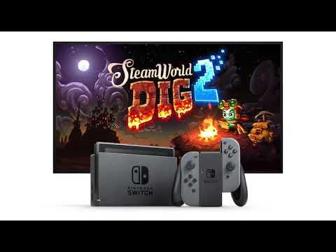 Видео № 1 из игры SteamWorld Dig 2 [PS4]