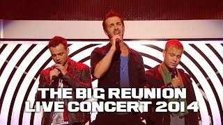 A1 - SAME OLD BRAND NEW YOU (THE BIG REUNION LIVE CONCERT 2014)