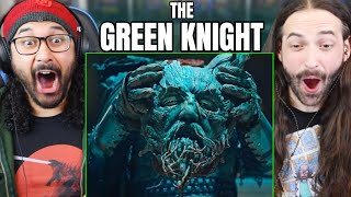 HOLY MOLY! THE GREEN KNIGHT TRAILER REACTION!! (A24 | Official Trailer) by The Reel Rejects