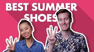 Top 3 Mens Shoes For Summer