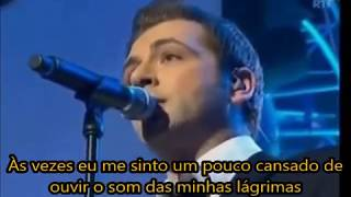 Westlife - Total Eclipse Of The Heart (tradução)