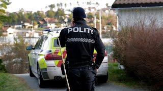 SE NÅ: Drapsalarm i Kristiansand - politiet med siste nytt