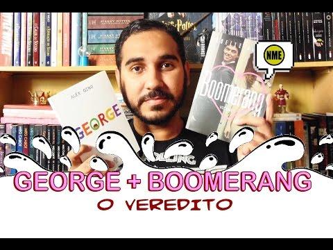 George + Boomerang: O Veredito | Na Minha Estante