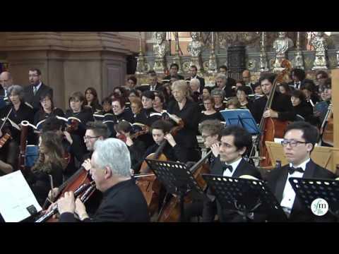 J.S. BACH: JOHANNES PASSION, Coro iniziale I CIVICI CORI Orchestra della Civica Scuola