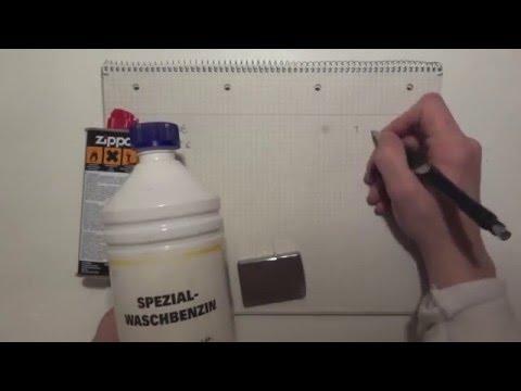 zippo benzin gegen normales Feuerzeugbenzin