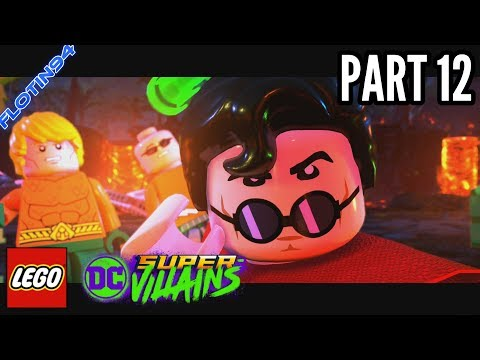 LEGO DC Super Villains #12 | JUSTICE LEAGUE