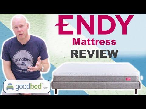 Endy Mattress Review VIDEO