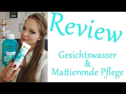 Review - Garnier Hautklar Serie (Gesichtswasser & Creme)   Mareikes_Beautystories