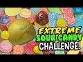 Annoying Orange Extreme Sour Candy Cha