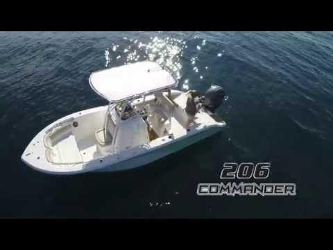 Sea Fox 206 Commandervideo