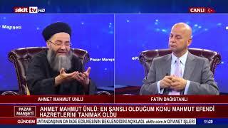 Cübbeli Ahmet Hocaefendi Kendi Çocukluğunu ve Tahsil Hayâtını Akit TV'de Şöyle Anlattı!