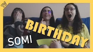 SOMI (전소미)   'BIRTHDAY' MV REACTION | ATOMIX