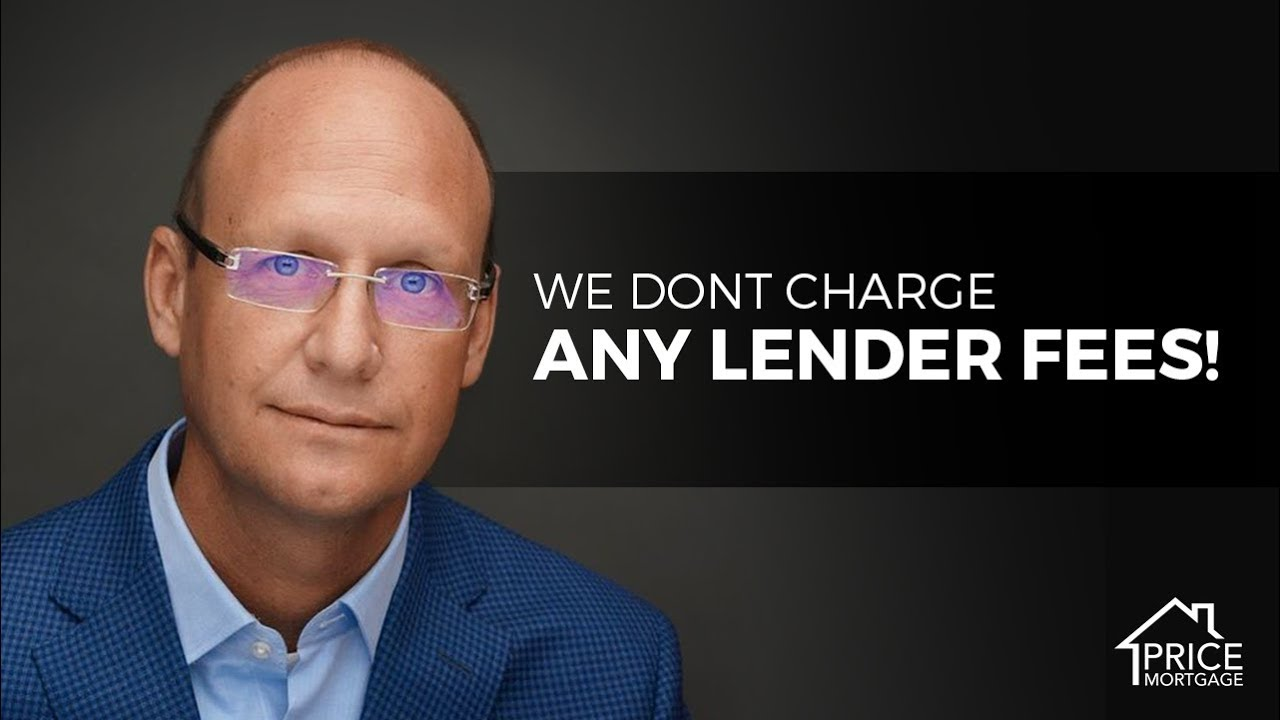 We Don't Charge Any Lender Fees!