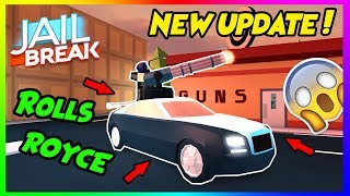 🔴ROBLOX JAILBREAK!! NEW BIGGEST UPDATE!! Come Join The Duxim Squad! 😃 | +GIVEAWAY