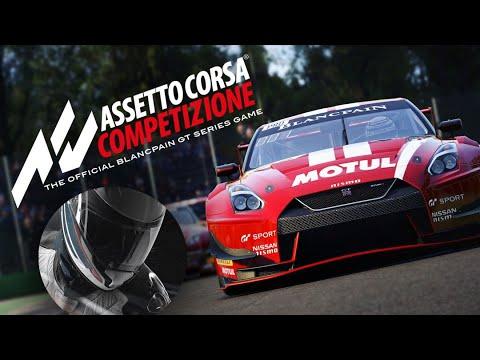 Assetto Corsa Compitizione - Теперь можно и поругать немного)))