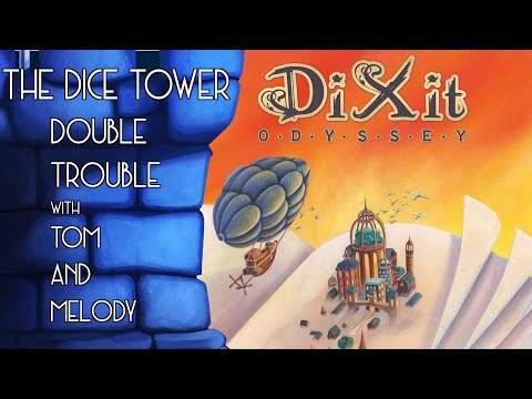 Dice Tower Reviews: Dixit Odyssey