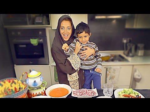 RECIPE | Best Traditional Saudi Middle East Mataziz -وصفات رمضان| اسهل مطازيزاكل شعبيي سعودي