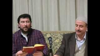 Muhakemat Dersleri 2 (04. 01. 2013) (Anlatan: Mahmud Çanga)