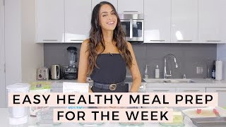 Meal Prep Ideas For The Week | Dr Mona Vand