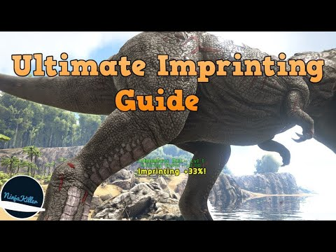 Ultimate Imprinting Guide and How to reduce the cuddle timer in Ark Survival Evolved Ninjakiller560