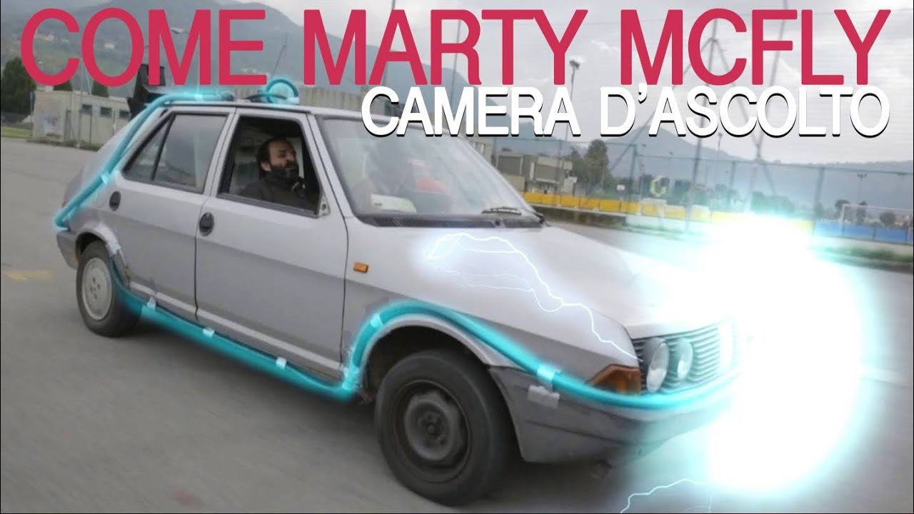 Camera d'ascolto - Come Marty McFly