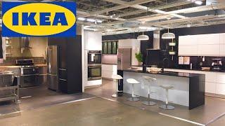 IKEA KITCHENS KITCHEN FURNITURE TABLES APPLIANCES HOME DECOR SHOP WITH ME SHOPPING STORE WALKTHROUGH