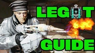 Legit Maverick Guide - Rainbow Six Siege