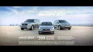 Infiniti Power Trip tv Commercial ad HD • advert