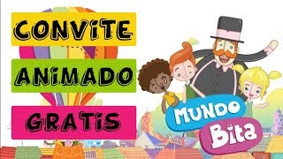 Convite Animado Como Fazer Free Video Search Site Findclip