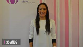 Método Pose - Testimonio Virna Del Pino - Clínica Dorsia Madrid Cuzco