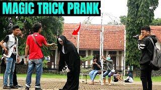 MAGIC TRICK PRANK!   Prank Indonesia