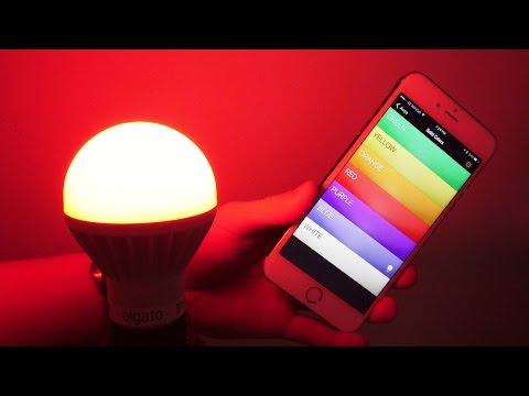 Smart Lighting on the CHEAP! (Elgato Avea Bulb)
