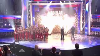 Landau Eugene Murphy,Jr. Wins the America's Got Talent 2011 (WellOptic) WNBC