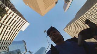FPV Drone FAIL! Tinyhawk II Race x Insta360 Go Gone Wrong