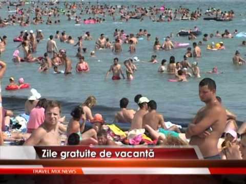 Zile gratuite de vacanţă – VIDEO