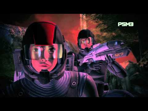 PSM3 Presents...Mass Effect catch-up...Renegade 1